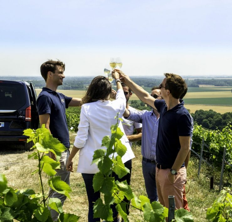 wine tourism, Why go for wine tourism when we're winegrowers?