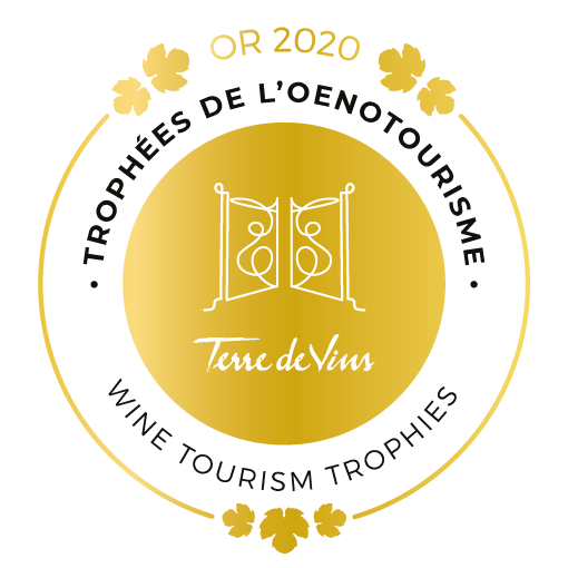 Gold Medal - Wine Tourism Trophies 2020